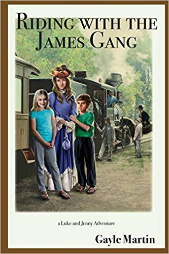 Riding With the James Gang